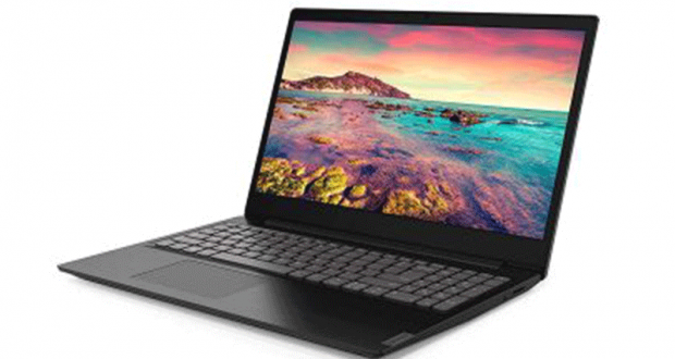 "Ordinateur portable Lenovo 15.6"" haute performance"