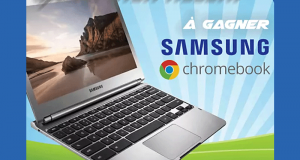 Un portable Samsung Chromebook