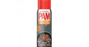 Coupon de 1$ sur un enduit antiadhésif pour la cuisson PAM