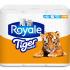 Coupon de 2$ sur un emballage de papier Royale Tiger Towel