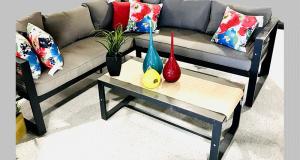 Gagnez un mobilier extérieur