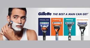 Gillette Canada : Achetez 30 $ et Obtenez 10 $ par la poste