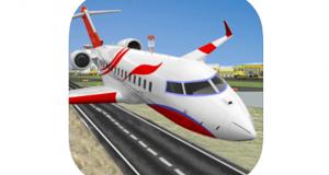 Jeu 3D City Airplane Pilot Flight gratuit