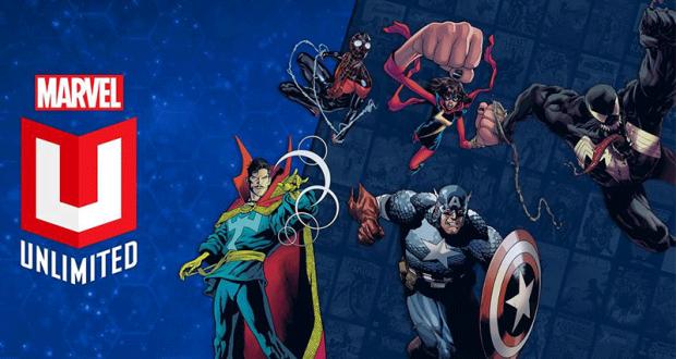 Sélection de Comics Marvel en lecture gratuite