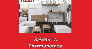 Une thermopompe de 12000 BTU