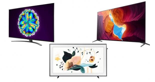Gagnez 3 téléviseurs intelligents 4K (Valeur totale de 7300$)