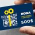 Une Carte-cadeau RONA d'une valeur de 500$