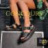 Une paire de sandales Dr Martens pour femme