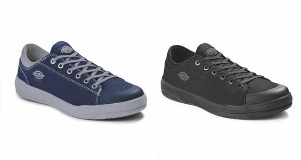 Une paire de souliers DIKIES SUP DUPA pour fille et une pour gars