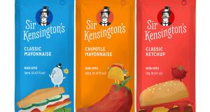 Échantillons gratuits des condiments Sir Kensington's