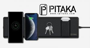 4 barres de recharge sans fil MagEZBar de la compagnie Pikata