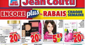 Circulaire Jean Coutu du 23 juillet au 29 juillet 2020