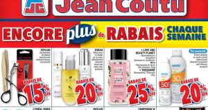 Circulaire Jean Coutu du 9 juillet au 15 juillet 2020