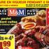Circulaire Les Aliments M & M du 30 juillet au 12 août 2020