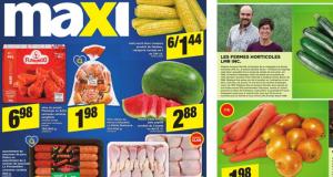 Circulaire Maxi du 30 juillet au 5 août 2020
