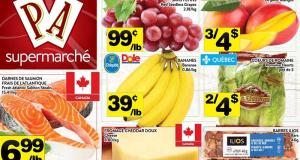 Circulaire Supermarché PA du 6 juillet au 12 juillet 2020