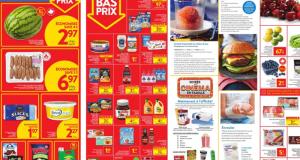 Circulaire Walmart du 30 juillet au 5 août 2020