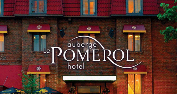 Gagnez 2 nuitées gratuites à l'Auberge Pomérol