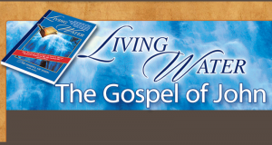 Livre GRATUIT Living Water Evangile of John Book