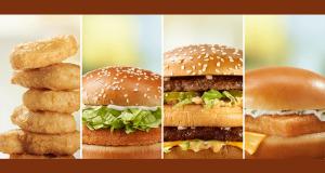McDonald's Vos favoris maintenant à 4.99 $ seulement