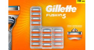 Rabais de 13$ sur Cartouches Fusion de Gillette