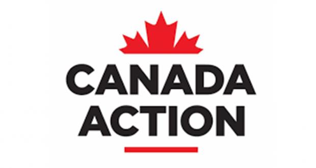 Recevez gratuitement par la poste un autocollant Canada Action