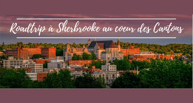 Séjour pour deux à Sherbrooke au cœur des Cantons