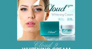 Échantillons gratuits de la crème Cloud 9 Blanc Whitening