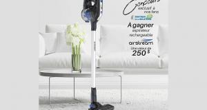 Aspirateur rechargeable de la marque Airstream Vacuums