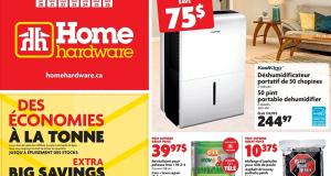 Circulaire Home Hardware du 20 août au 26 août 2020