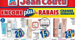 Circulaire Jean Coutu du 27 août au 2 septembre 2020