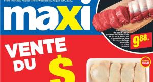 Circulaire Maxi du 13 août au 19 août 2020