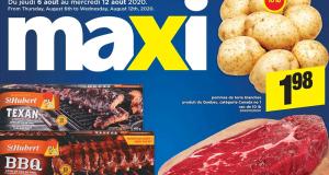 Circulaire Maxi du 6 août au 12 août 2020