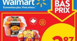 Circulaire Walmart du 13 août au 19 août 2020