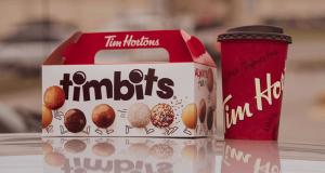 Emballage de 10 Timbits et café Tim Hortons à 1$