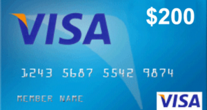 Gagnez 1 des 3 cartes prépayées Visa de 200$ chacune