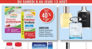 Jusqu'à 40% de rabais sur JAMIESON Produits probiotiques