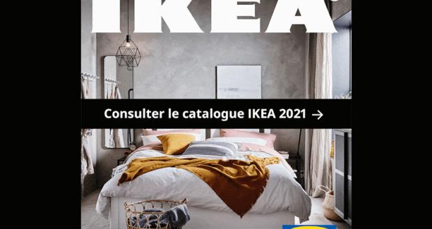 Le catalogue IKEA 2021 est arrivé
