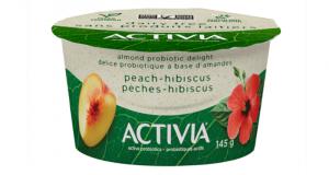 Obtenez un Yogourt à Base de Plantes Activia Danone GRATUITEMENT