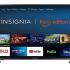 Un Téléviseur intelligent 4K UHD Insignia de 43 po