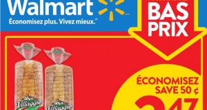 Circulaire Walmart du 24 septembre au 30 septembre 2020