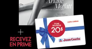 Elle Québec Carte-cadeau Jean Coutu de 20$ offerte