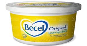 Margarine Becel à 1$ au lieu de 2.99$