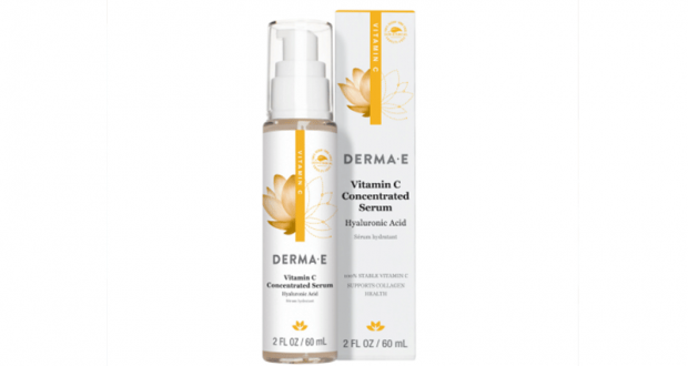 Testez gratuitement le sérum Vitamine C de Derma E