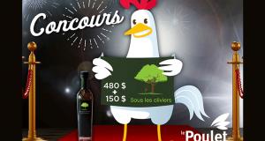 Un approvisionnement d'un an en huile d'olive et vinaigre balsamique