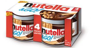 Échantillons gratuits de Nutella & GO et Tisanes Tetley Super