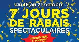 Circulaire Maxi du 15 octobre au 21 octobre 2020