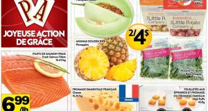 Circulaire Supermarché PA du 12 octobre au 18 octobre 2020