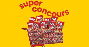 Gagnez 4800 mini-barres de chocolat nestlé