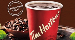 Gagnez 7.955.907 coupons de café et de boissons chaudes Tim Hortons